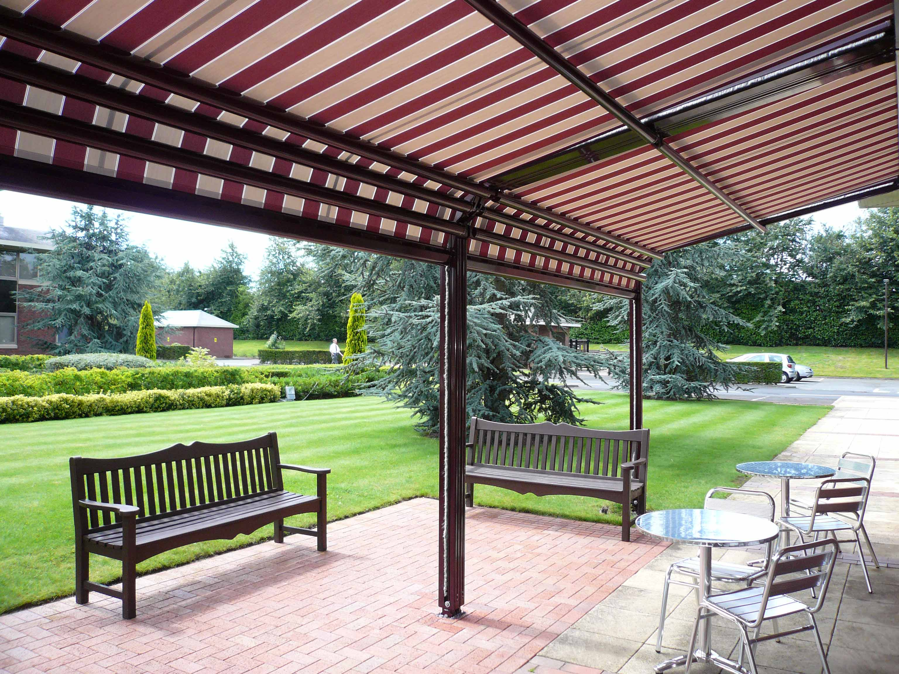 RETRACTABLE AWNINGS CFA CARIBBEAN LIMITED